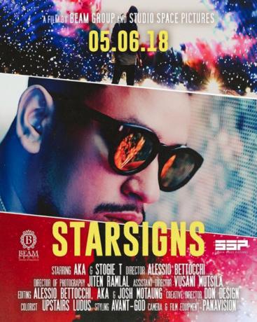 "VIDEO: AKA – ""Starsigns"" ft. Stogie T"