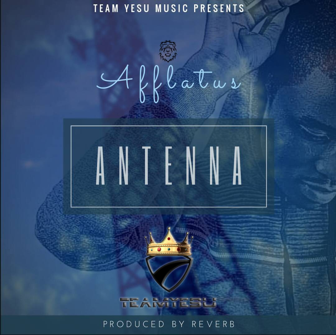 "Afflatus – ""Antenna"" (Prod. By Reverb)"