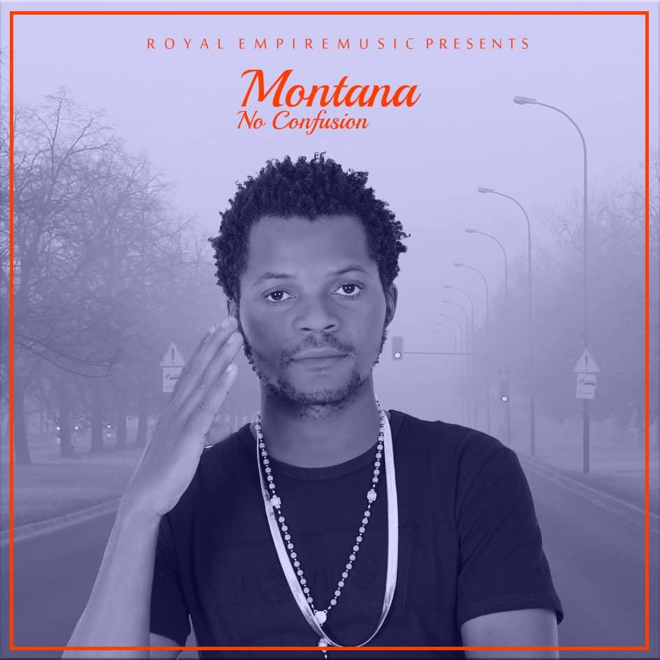 "Montana – ""No Confusion"" (Prod. By Dj Clerk)"