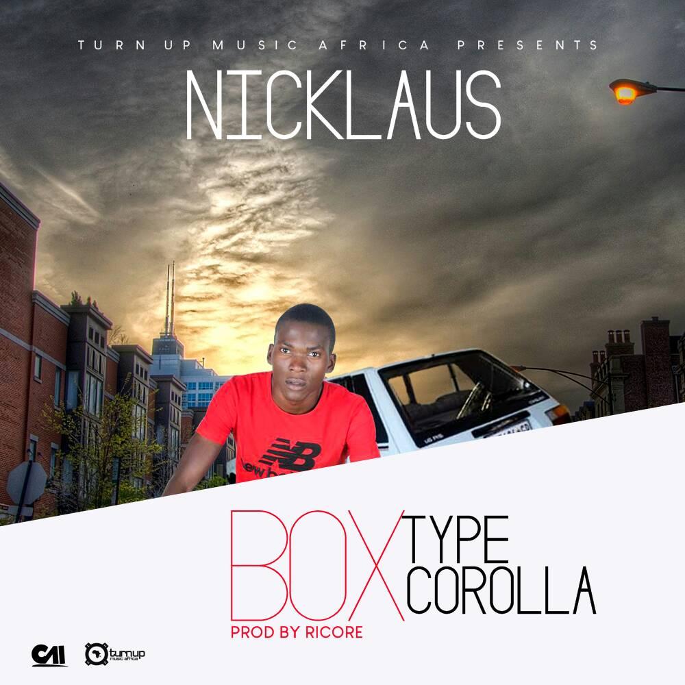 "Nicklaus – ""Box Type Corolla"" (Prod. By Ricore)"