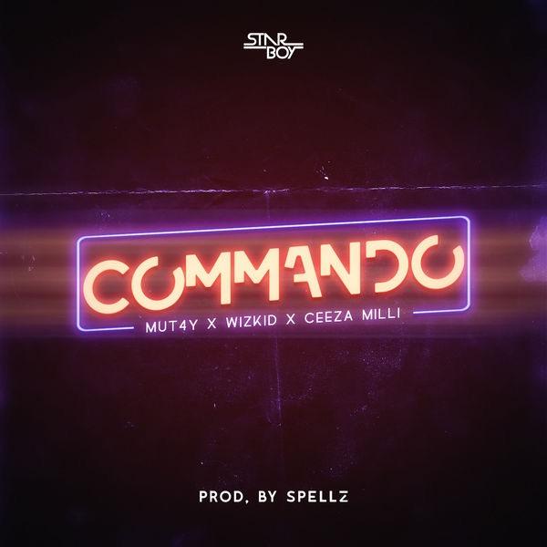 "VIDEO: Mut4y x Wizkid x Ceeza Milli – ""Commando"""