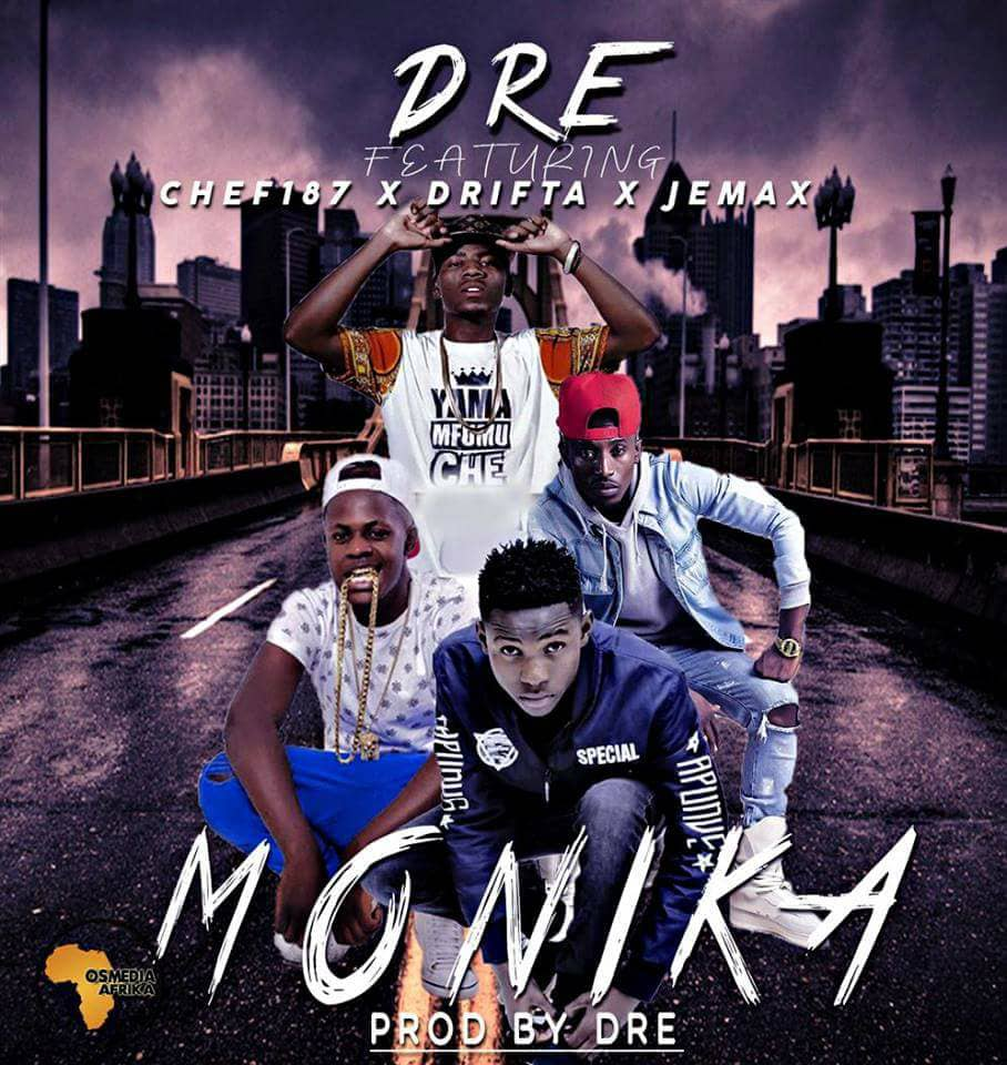 "Dre ft. Chef 187, Drifta Trek & Jemax – ""Monika"""