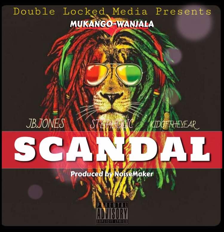 "JB Jones – ""Scandal"" ft. Stepholic x KidOfTheYear"