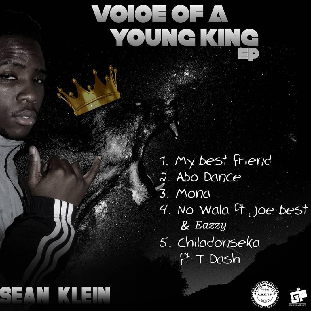 Sean Klein – Voice Of A Young King 'EP'