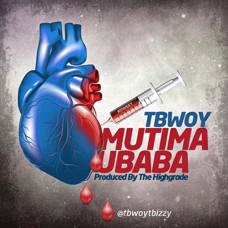 "Lyric VIDEO: TBwoy – ""Mutima Ubaba"""