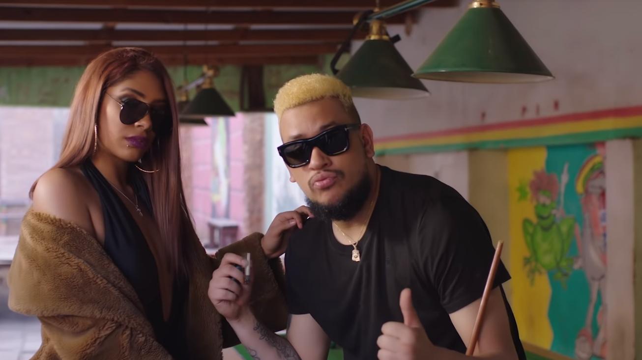 "VIDEO: AKA – ""Fela In Versace"" ft. Kiddominant"