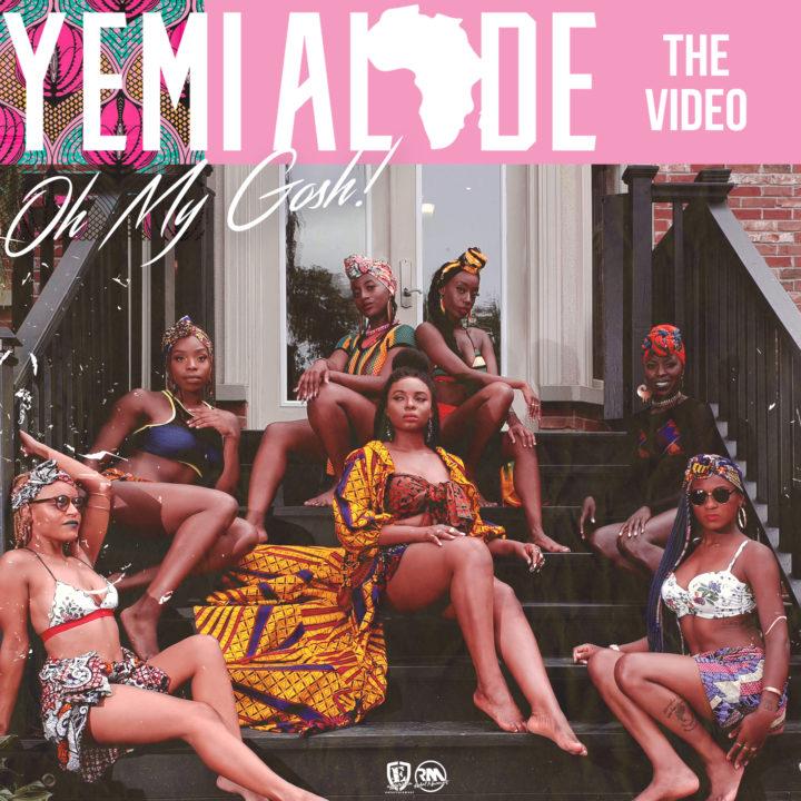 "VIDEO: Yemi Alade – ""Oh My Gosh"""