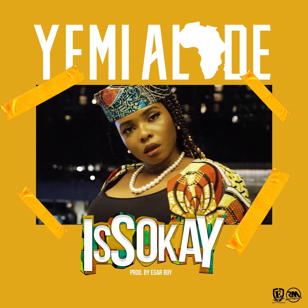"""VIDEO: Yemi Alade – """"Issokay"""""""