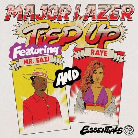 "VIDEO: Major Lazer ft. Mr. Eazi & Raye – ""Tied Up"""
