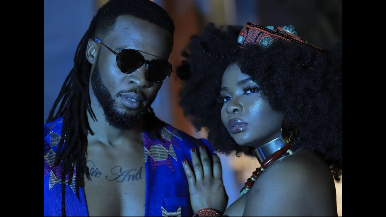 """VIDEO: Flavour ft. Yemi Alade – """"Crazy Love"""""""