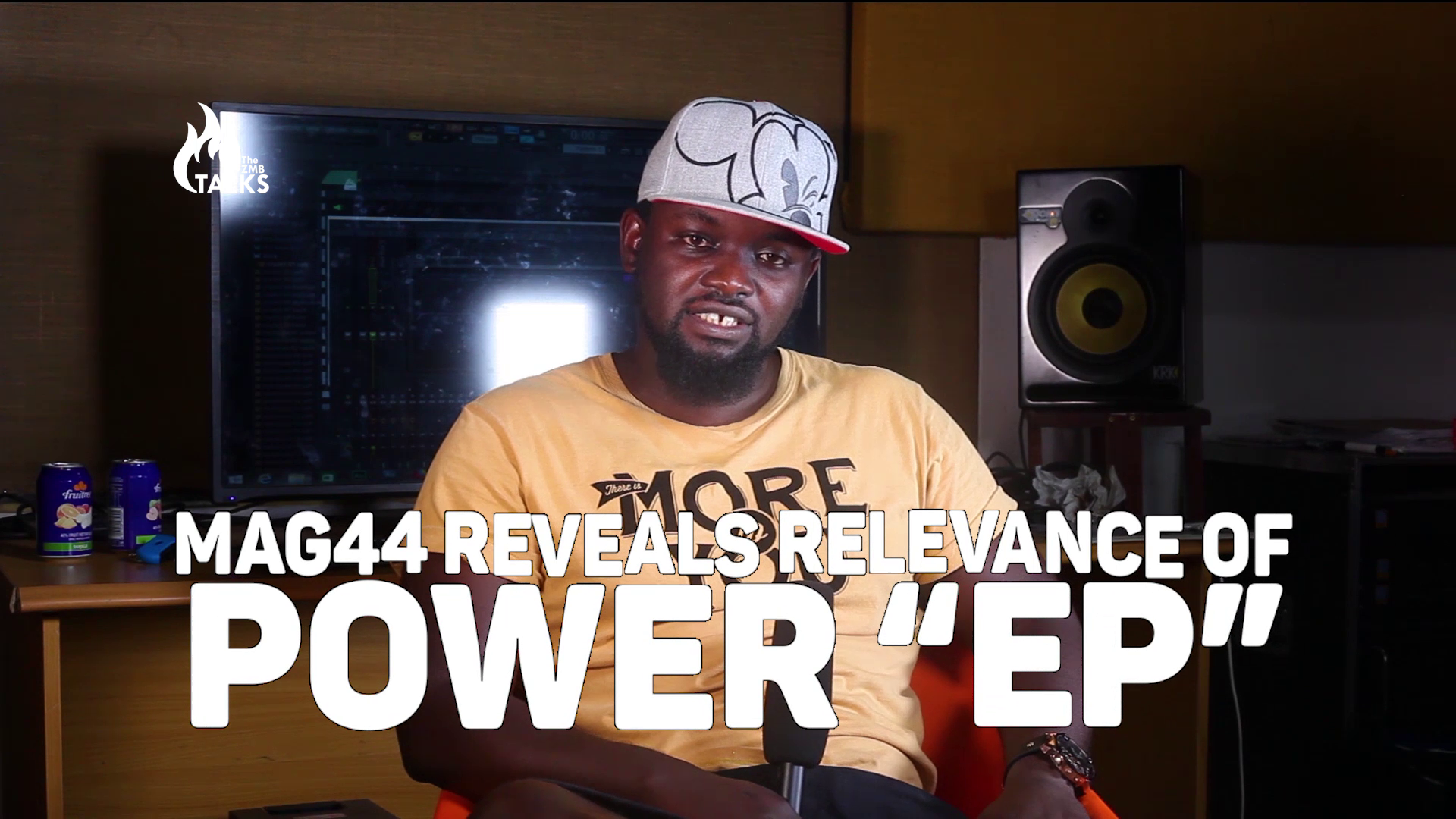 "Mag44 Reveals Relevance Of ""Power EP"""