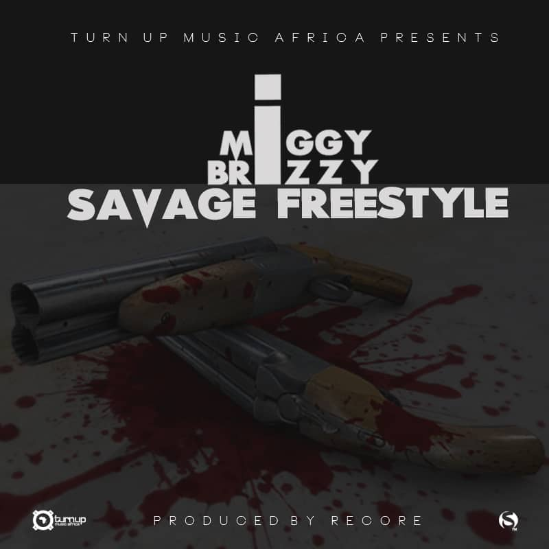 """Miggy Brizzy – """"Savage Freestyle"""" (Prod. By Ricore)"""