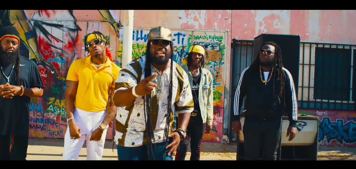 "VIDEO: Morgan Heritage ft. Diamond Platnumz & Stonebwoy – ""Africa x Jamaica"""