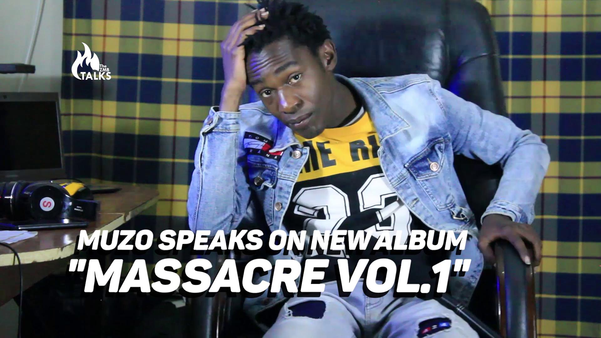 "Muzo AKA Alphonso Speaks On New Album, ""Massacre Vol.1"""