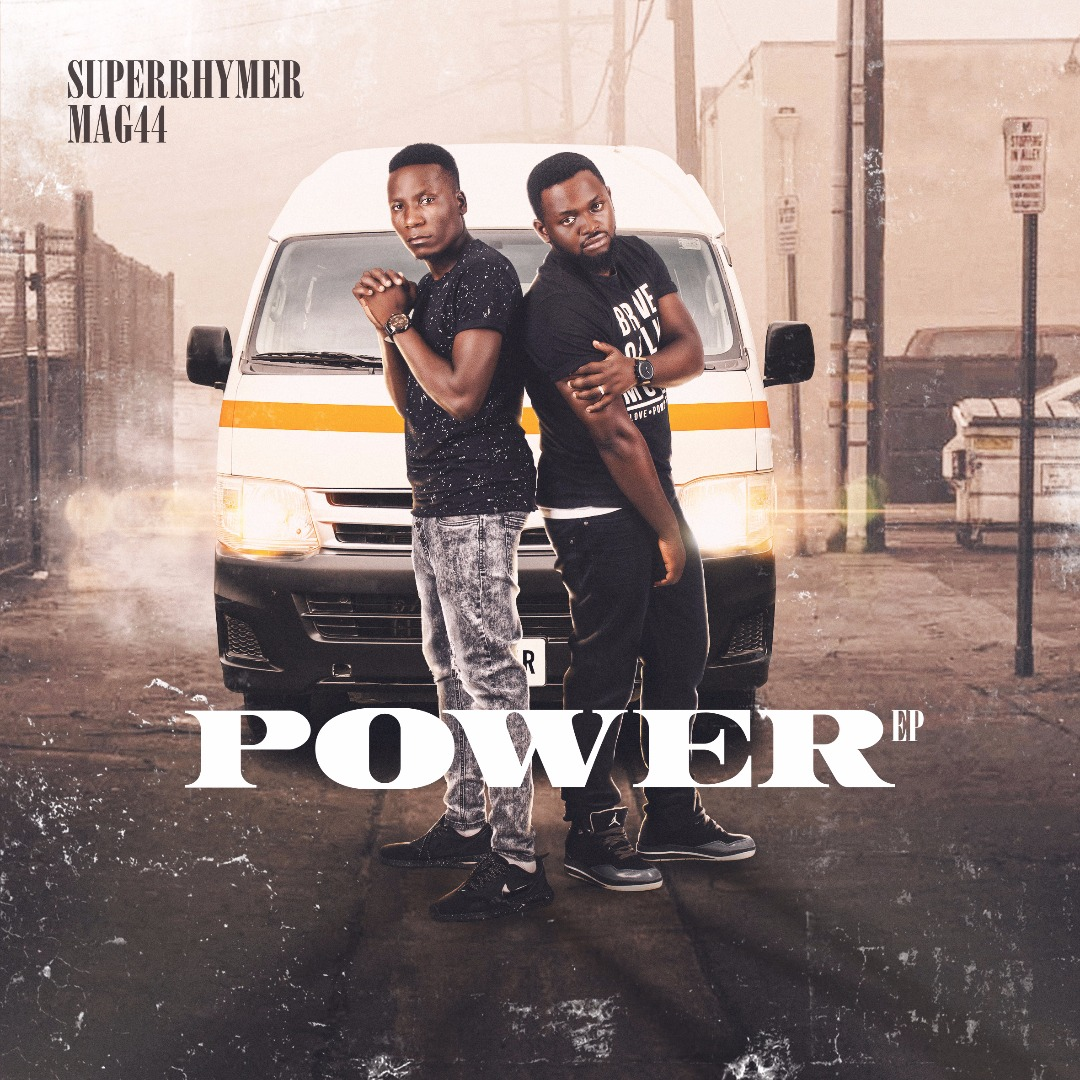 Mag44, SuperRhymer – Power 'EP'