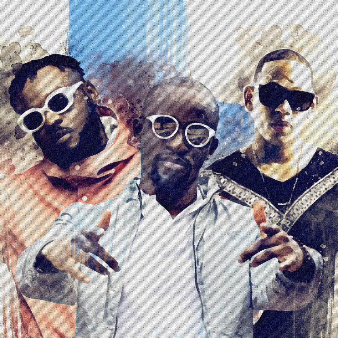 "VIDEO: Chanda Mbao ft. Da L.E.S, Laylizzy & Scott – ""The Bigger Wave"""