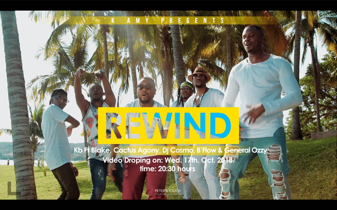 "VIDEO: KB – ""Rewind"" ft. Blake, Cactus Agony, DJ Cosmo, B'Flow & General Ozzy"