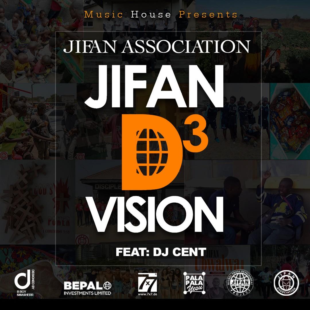 """Dj Cent – """"JIFAN Association"""""""
