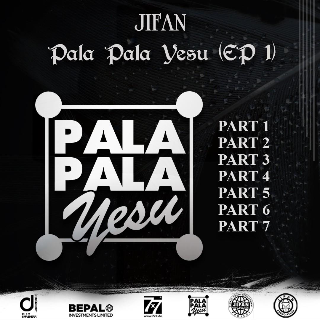 JIFAN – Pala Pala Yesu 'EP'
