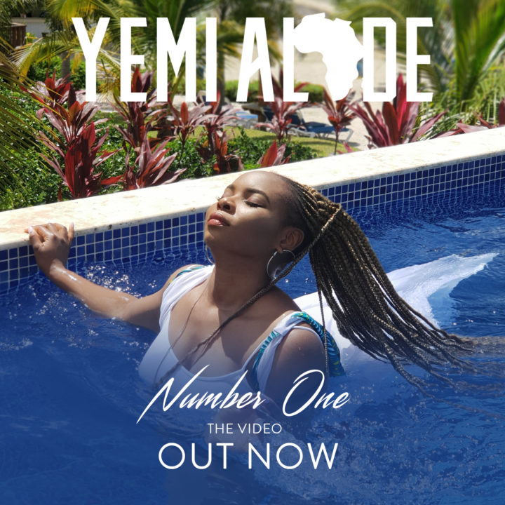 """VIDEO: Yemi Alade – """"Number One"""""""