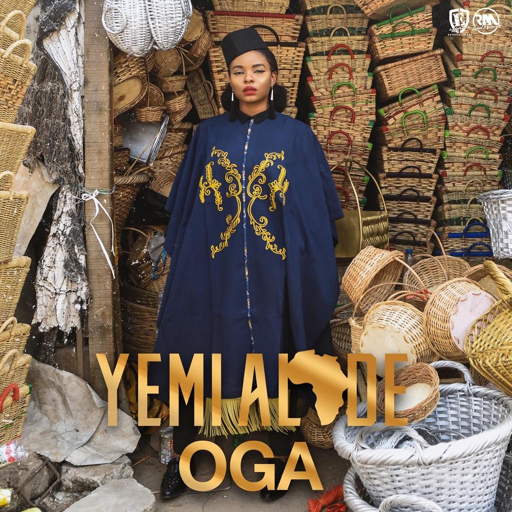 """Yemi Alade – """"Oga"""" (Prod. By Egar Boi)"""
