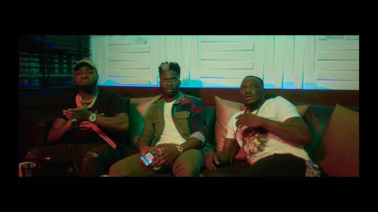 "VIDEO: DJ ECool ft. Davido & Peruzzi – ""4U"""