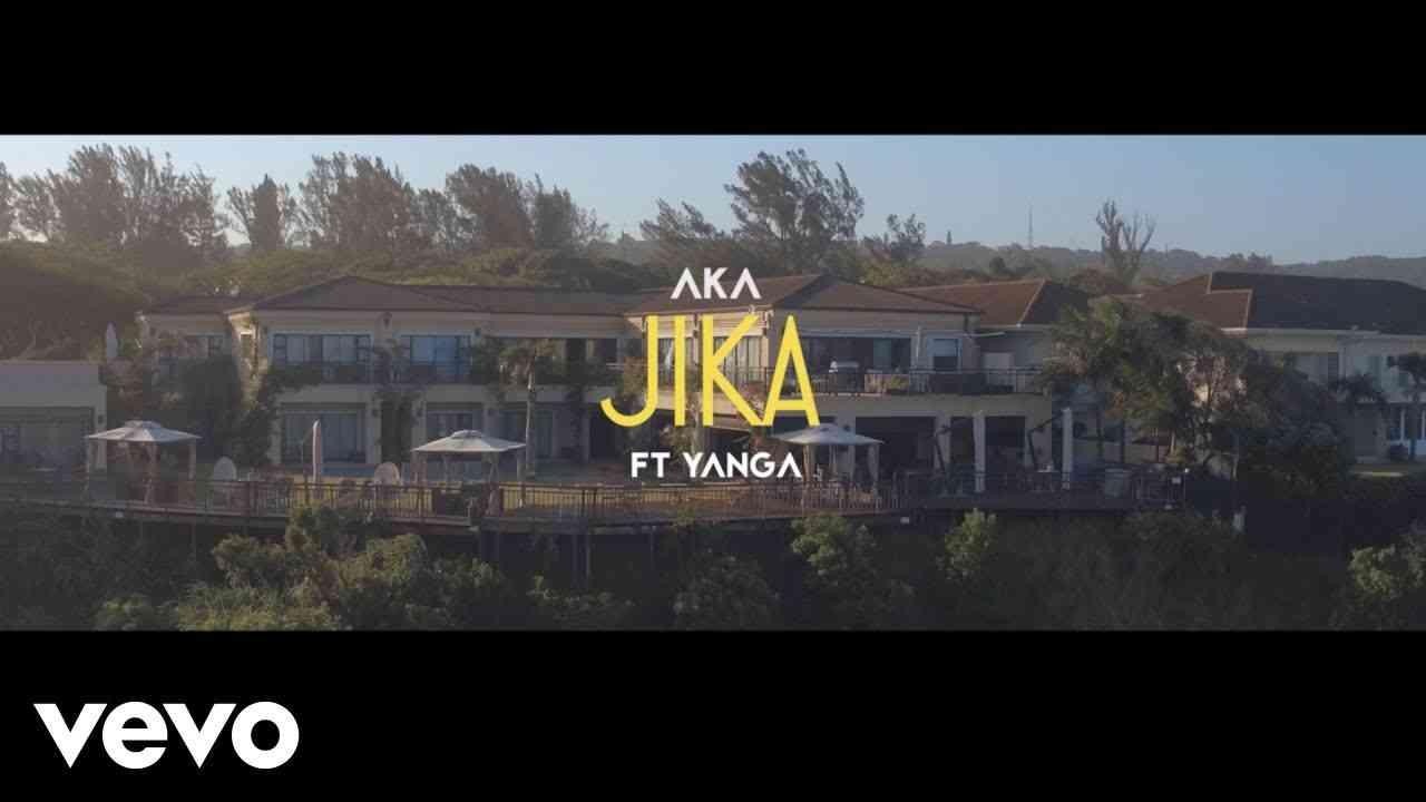 "VIDEO: AKA – ""Jika"" ft. Yanga Chief"
