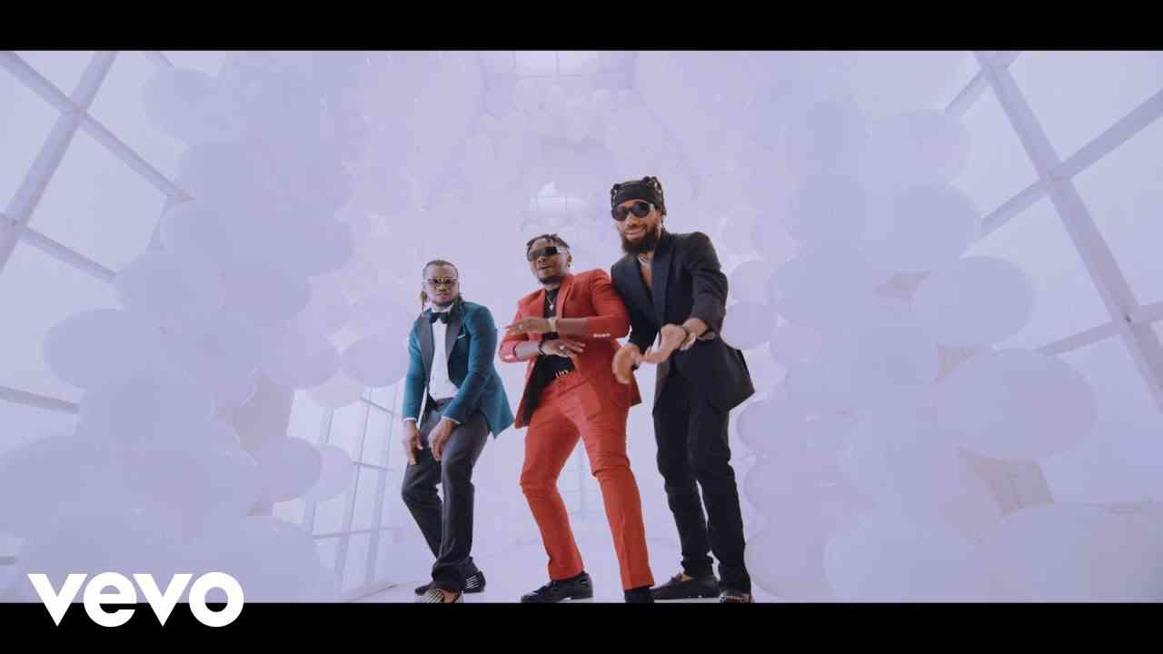 "VIDEO: Rudeboy – ""Double Double"" ft. Olamide, Phyno"