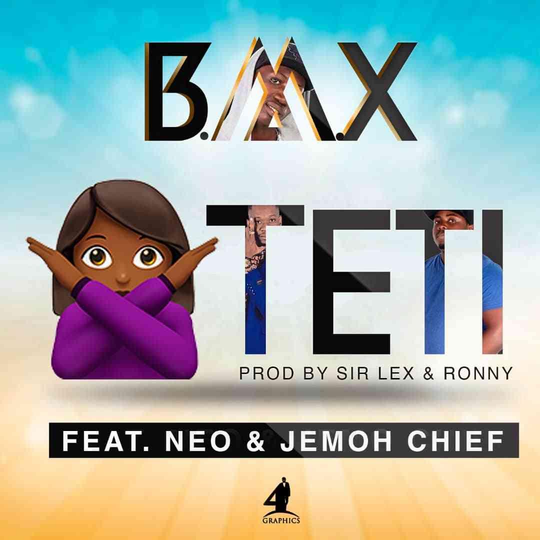 "B.M.X Fikoshe ft. Neo x Jemoh Chief – ""Teti"""