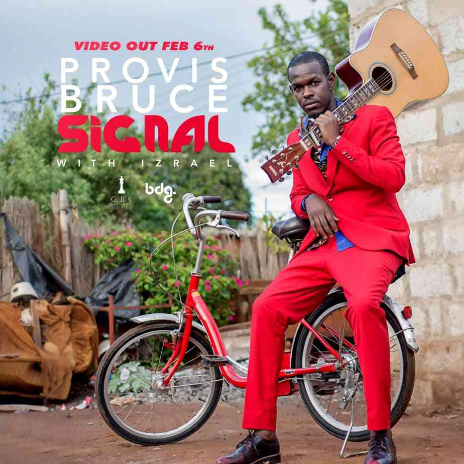 "VIDEO: Provis Bruce ft. Izrael – ""Signal"""