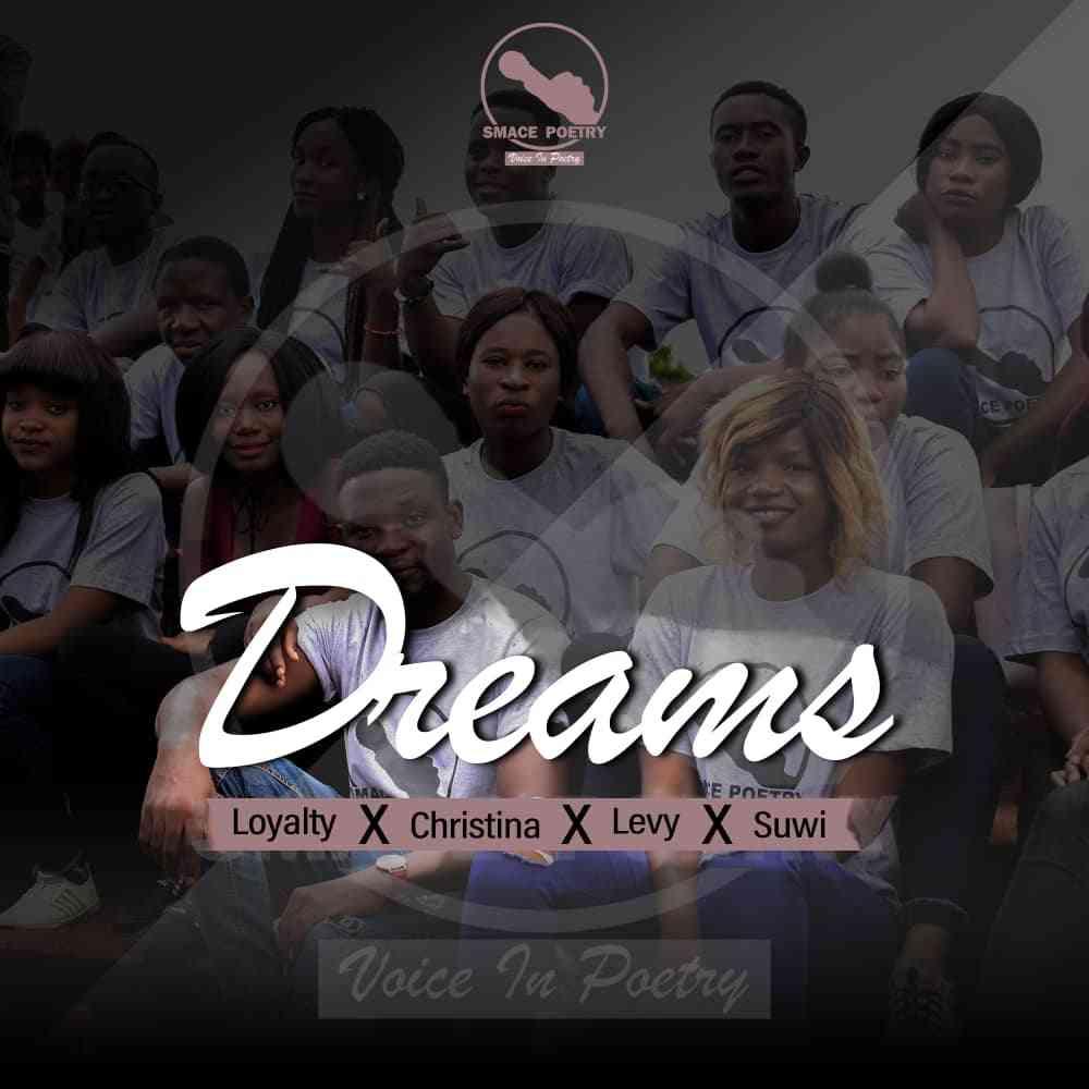 "Loyalty X Christina X Levy X Suwi – ""Dreams (Spoken Word)"""