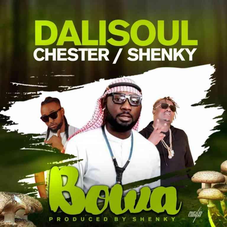"Dalisoul ft. Chester X Shenky – ""Chulu Cha Bowa"""