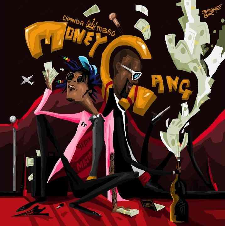 """Must Watch! Chanda Mbao with the Lyric Video for """"Money Gang"""" ft. Gemini Major"""
