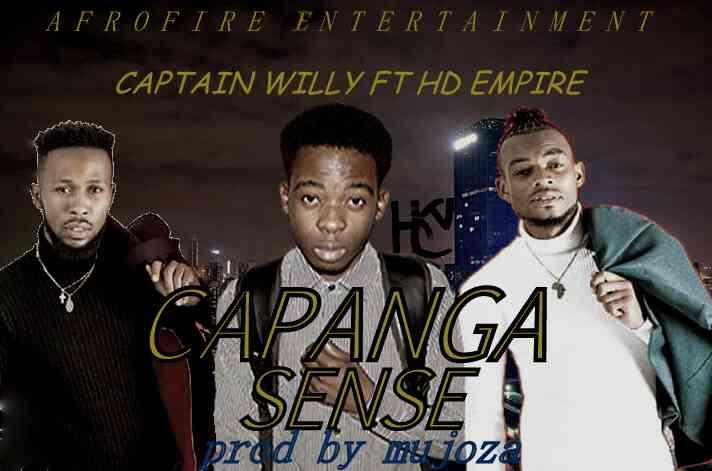 "Captain Willy ft. HD Empire – ""Capanga Sense"""