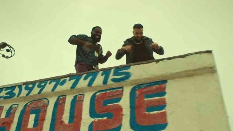 """VIDEO: Afro B – """"Joana (Remix)"""" ft. French Montana"""