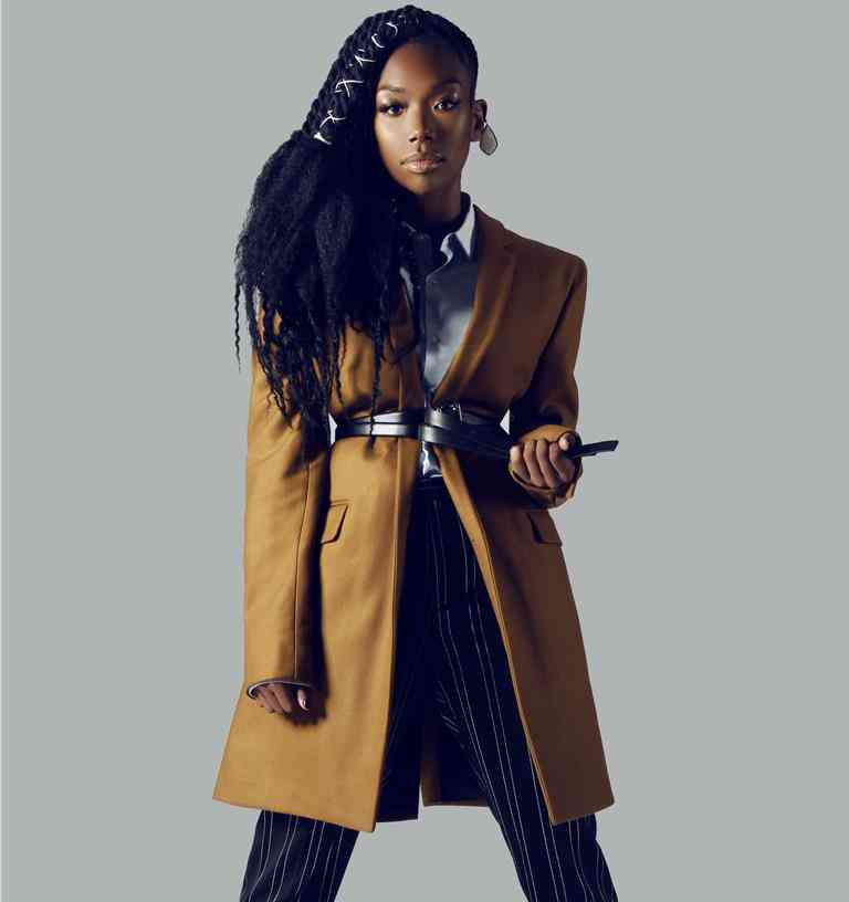 Grammy award-winner Brandy will headline the 2019 Stanbic