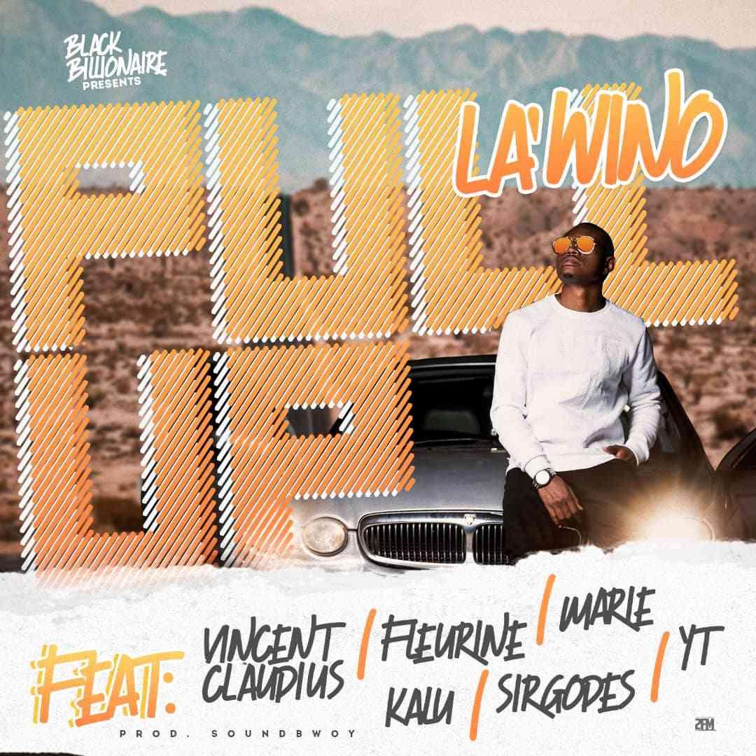 "La'Wino – ""Pull Up"" ft. Vincent Claudius, Fleurine, Kalu, YT, Marie & SirGodes"