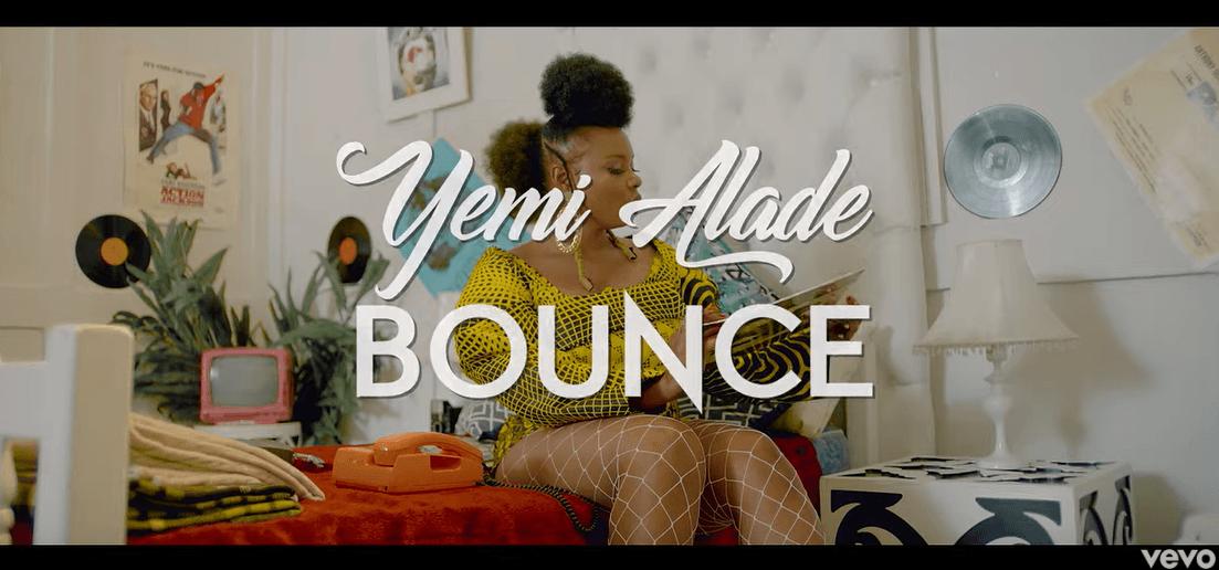 "VIDEO: Yemi Alade – ""Bounce"""