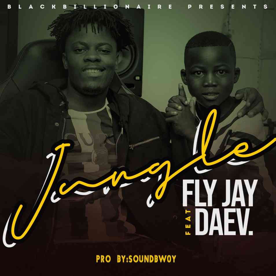"FREE DL: Fly Jay ft. Daev – ""Jungle"""