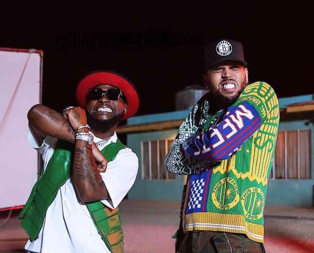 "VIDEO: Davido, Chris Brown – ""Blow My Mind"""