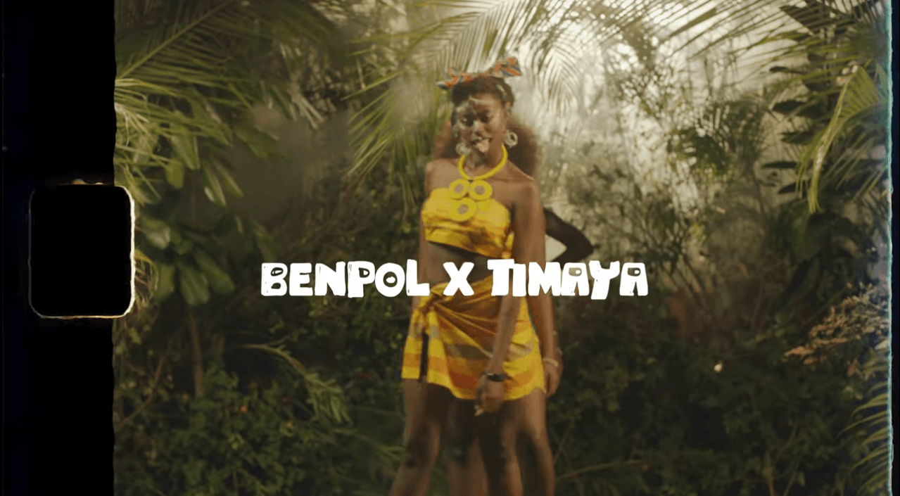 "Ben Pol ft. Timaya – ""Sana"" 