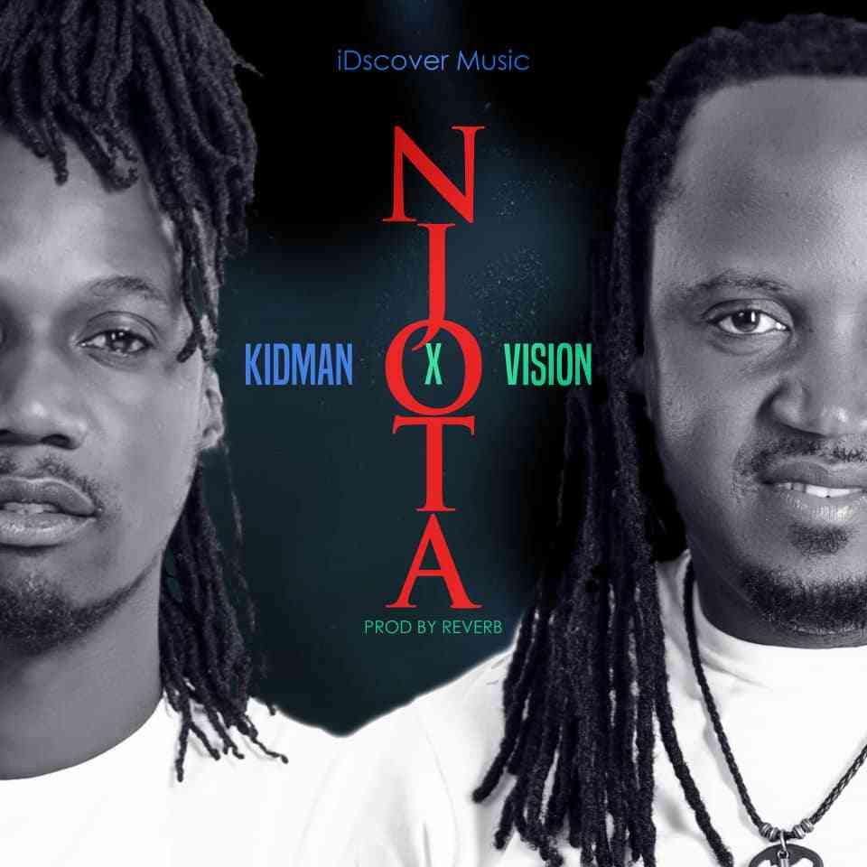 "Kidman & Vision – ""Njota"" (Prod. By Reverb)"
