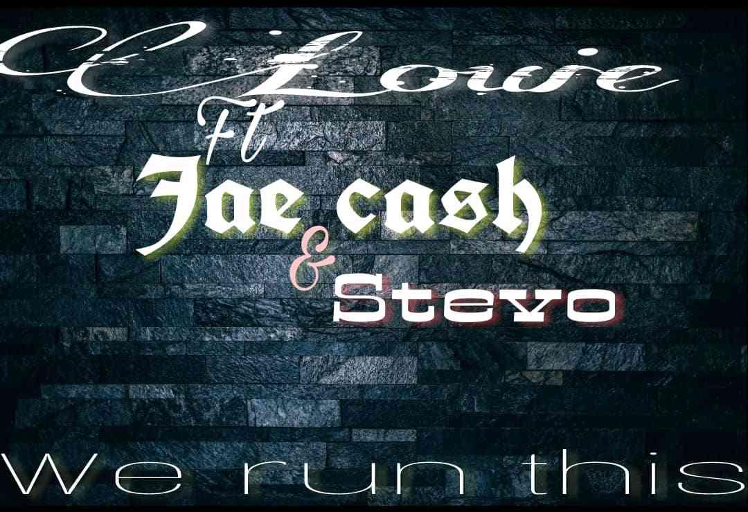 "Louie ft. Stevo & Jae Cash – ""We Run Things"""
