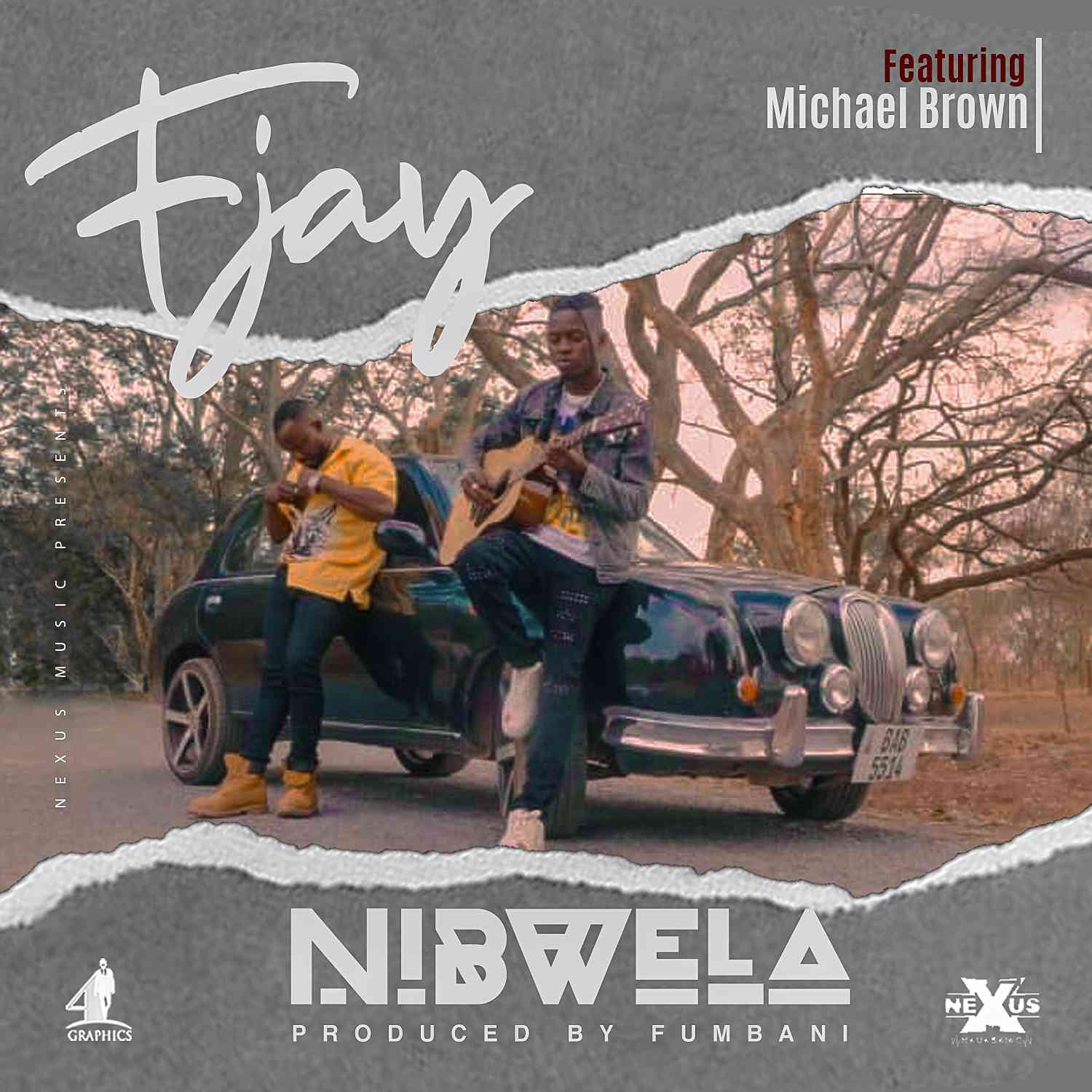 "F Jay ft. Michael Brown – ""Nibwela"""