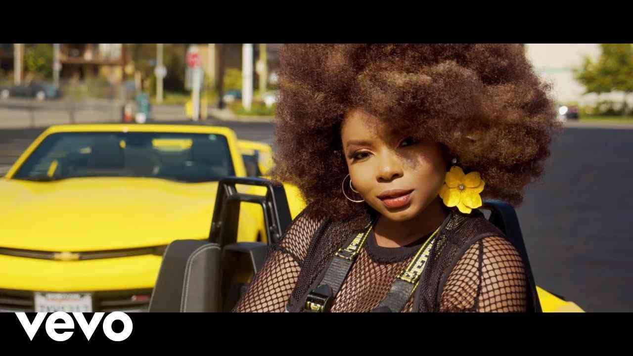 "VIDEO: Yemi Alade – ""Vibe"""