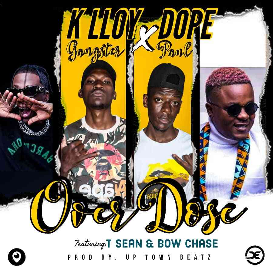"""K Lloy Gangster x Dope Paul ft. T-Sean & Bow Chase – """"Overdose"""""""