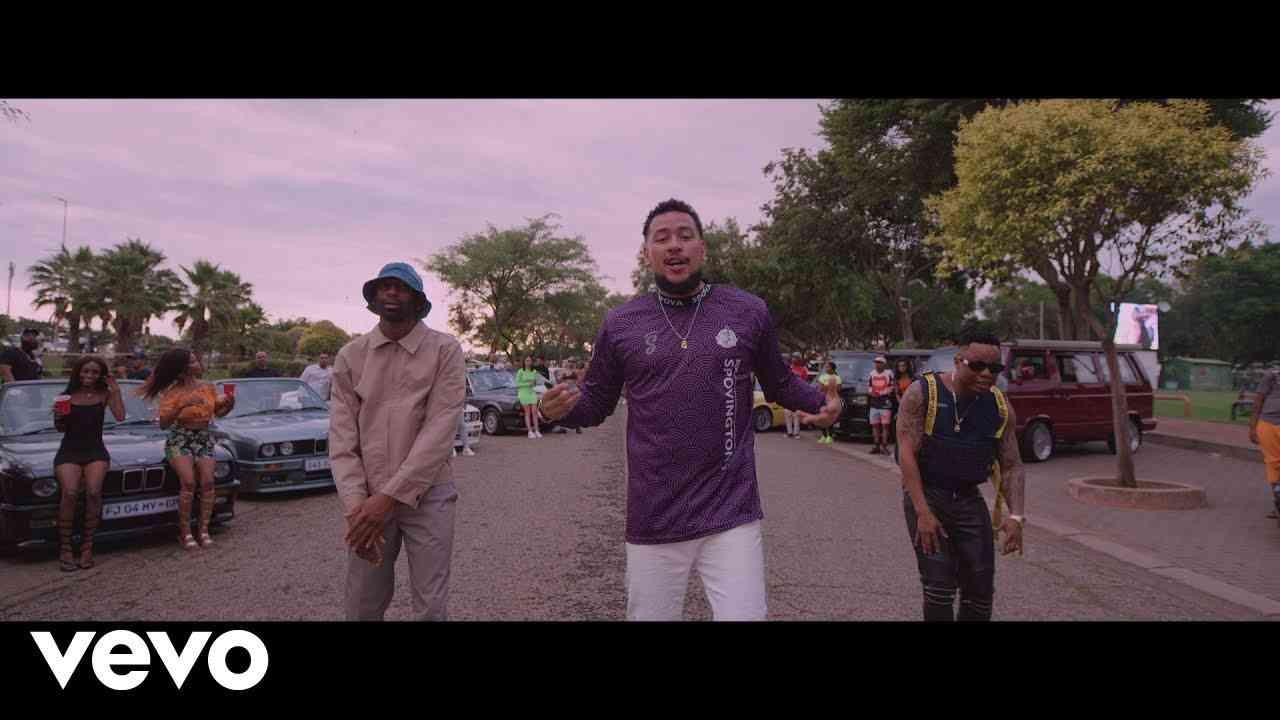 VIDEO: AKA ft. Riky Rick & DJ Tira – F.R.E.E