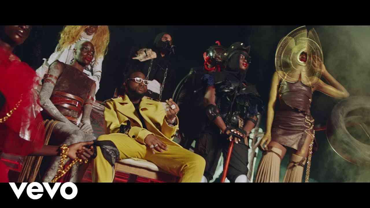 "VIDEO: Davido – ""Sweet in the Middle"" ft. Wurld, Naira Marley, Zlatan"