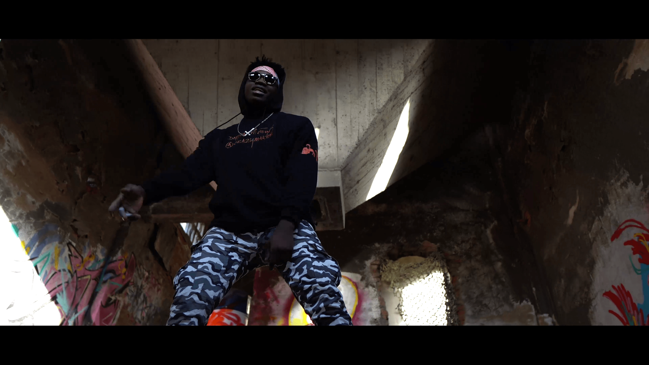 """VIDEO: Fireman766 – """"They Lazy"""""""