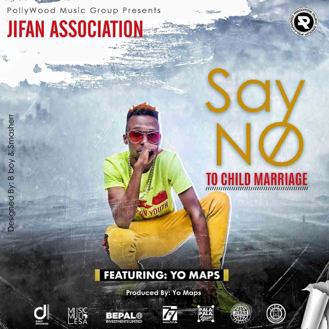 """JIFAN Association ft. Yo Maps – """"Say No To Child Marriage (Part 1)"""" (Remastered)"""